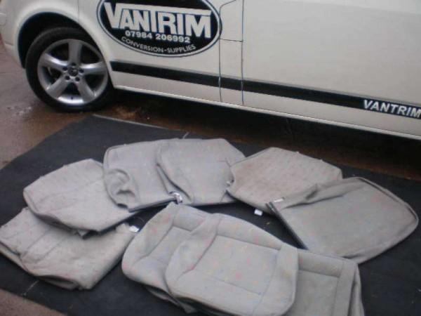 Vw T4 Floor Carpet Brandrup Veloursteppiche Volkswagen T6